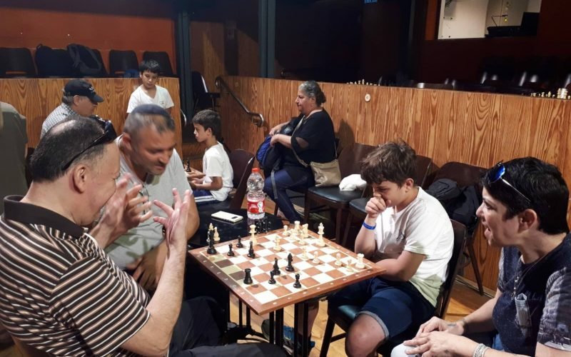 Chess Event to Raise Awareness in the Blind and Visually-Impaired Community